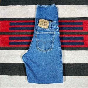 29w VTG USA 80s Levi's 550 jeans